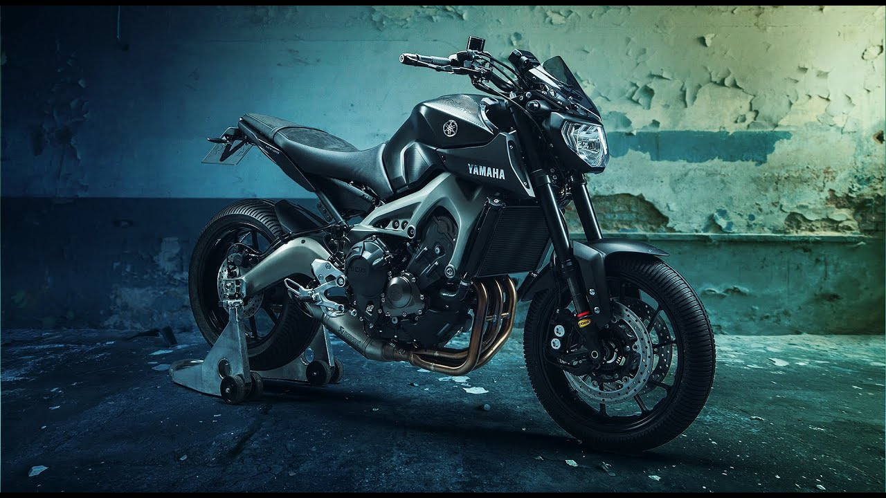 yamaha mt 09 tuned by motorradtke gbr gera youtube. Black Bedroom Furniture Sets. Home Design Ideas