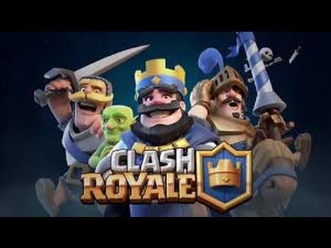 Clash Royale #3 Altın Sandık