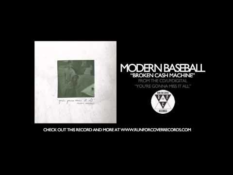Modern Baseball - Broken Cash Machine (Official Audio)