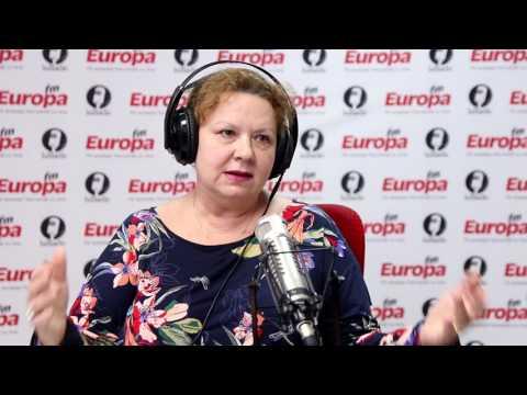 Mihaela Leventer La Radio cu Andreea Esca