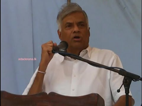 PM explains why Sri Lanka is moving towards an export economy