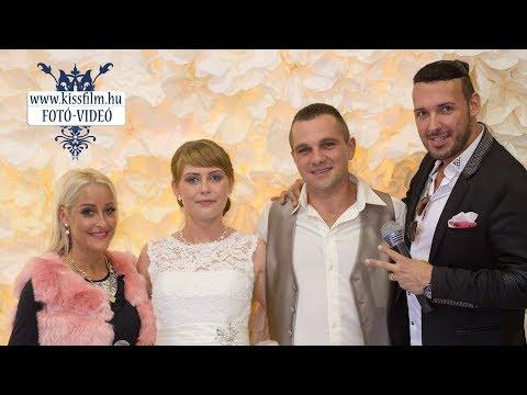 Jolly és Suzy - Ivett és Attila esküvőjén, Dombrád Tiszapart 2017.