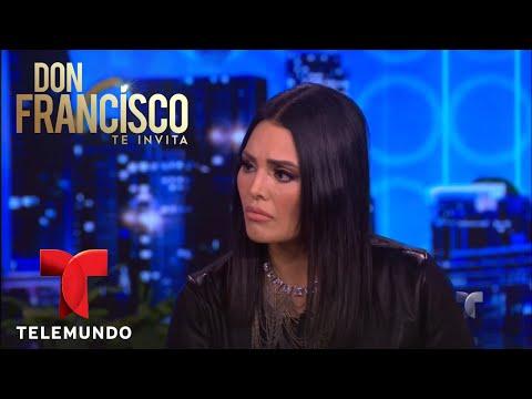 La modelo Rosie Mercado contó cómo bajó 240 libras | Don Francisco Te Invita | Entretenimiento