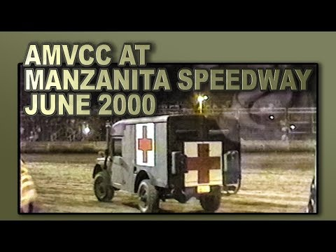 Don Petrone Military Vehicles Manzanita Speedway Classic