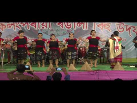 JAKOI  DANCE BY JINA RAJKUMARI GROUP 2016