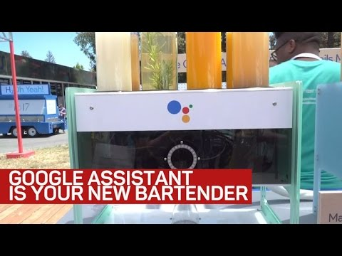 Thumbnail: Google Assistant is your new bartender