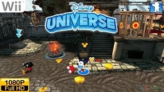 Disney Universe - Wii Gameplay 1080p (Dolphin GC/Wii Emulator)
