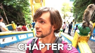 Ninja Teacher Does KL, Malaysia - Chapter 3: Exploring Batu Caves