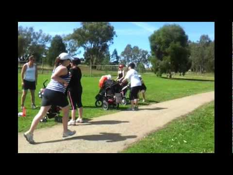Stroller Boot Camp Wagga - Lake Albert