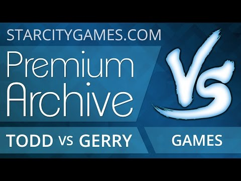 1/29/16 - Todd Anderson (Mardu Green) vs Gerry Thompson (Temur Eldrazi)