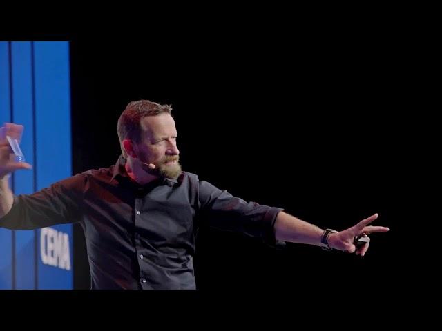 Duncan Wardle Innovation Keynote Speaker