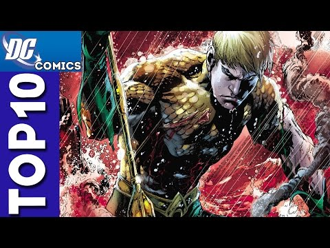 Top 10 Aquaman Fights From Justice League