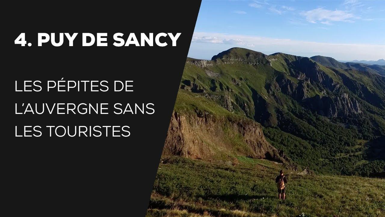 4 Le Puy De Sancy Auvergne Aventure Sauvage En France Youtube