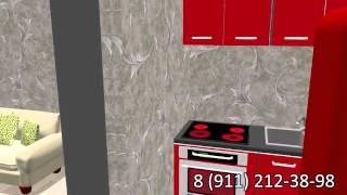 Купить квартиру в Санкт-Петербурге, студия м.Московская(, 2015-12-11T09:11:40.000Z)