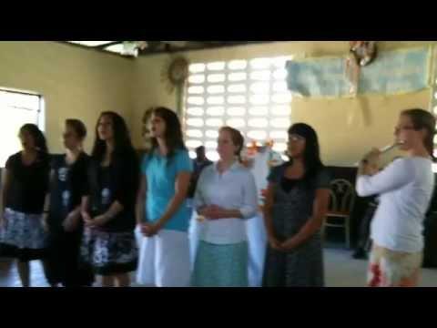 Bass Memorial Academy Haiti Mission Trip 2011