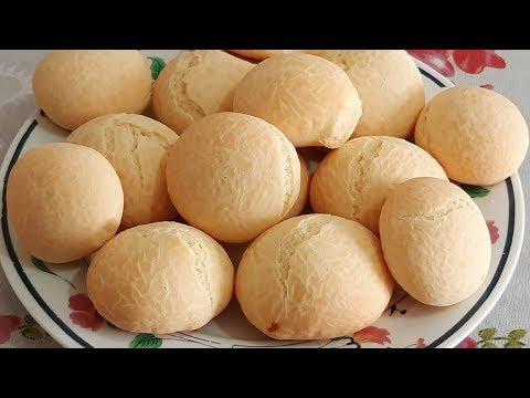 Pão De Queijo De 3 Ingredientes, Sem Ovos Sem óleo, Pronto Em Minutos Fica Uma Delícia