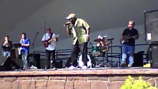 STAX OF SOUL @ GREENFEST PT 2  Danbury on the Green 7/22/12