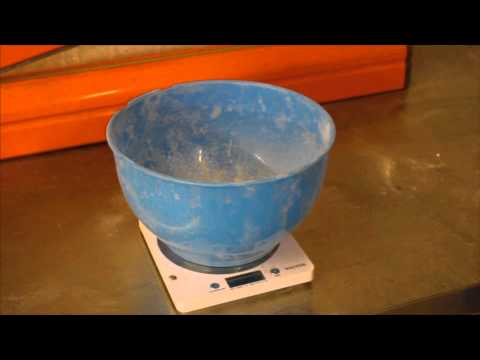 How To Create A Tablet Mix - LFA Tablet Presses