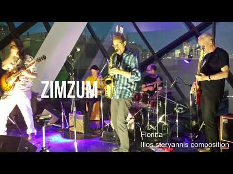 "Florina from the ""ZIMZUM Live at Small World"" recordings"