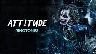 Top 5 Best Attitude Ringtones 2019   Download Now   S7