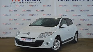 Renault Megane с пробегом 2012 | Автомобили с пробегом ТТС Уфа