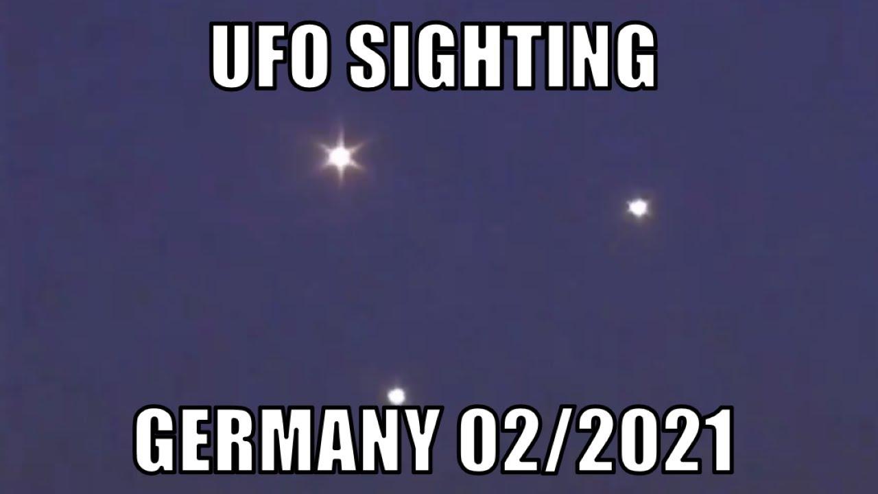 Ufos In Deutschland 2021