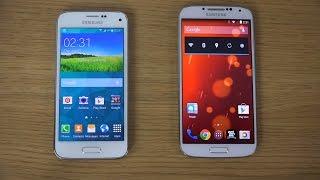 samsung galaxy s5 mini vs samsung galaxy s4 review 4k
