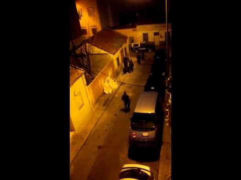 vallecas detenido