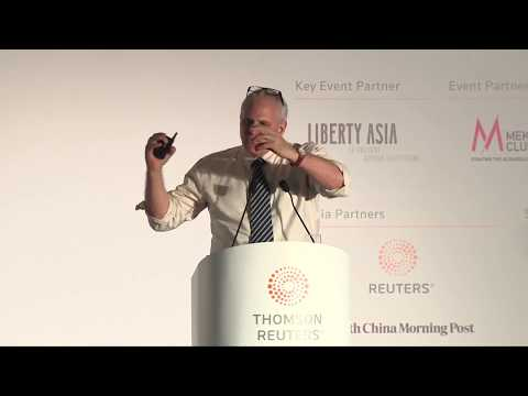 Thomson Reuters Anti-Slavery Summit 2017 - Financial Services Working Group Asia Spotlight