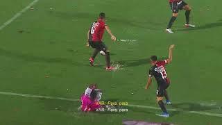 Independiente del Valle (ECU) vs Colón de Santa Fé (ARG) Min: 29'