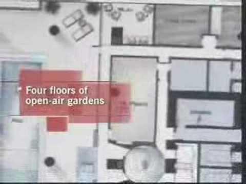 Mukesh Ambani\'s residence Antilia UPDATE May 1 08 - YouTube