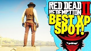HOW TO GET XP FASTER IN RED DEAD REDEMPTION 2 ONLINE   RDR2 FAST XP!