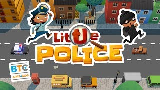 Little Police - Who wants to go catch some bad guys?