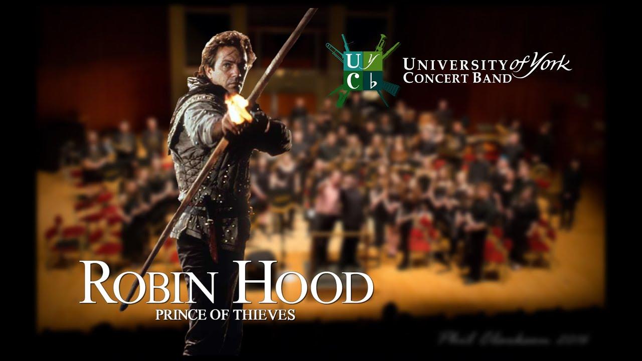 robin hood prince of thieves university of york concert