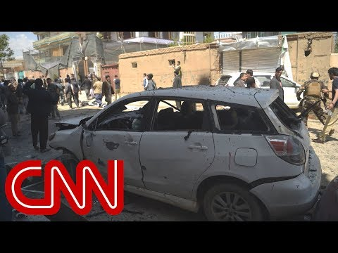 Dozens killed in Kabul suicide blast