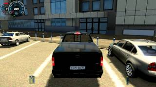 City Car Driving 1.2.5 : Saleen S331 Supercab REMAKE - [ HD 1080p ]