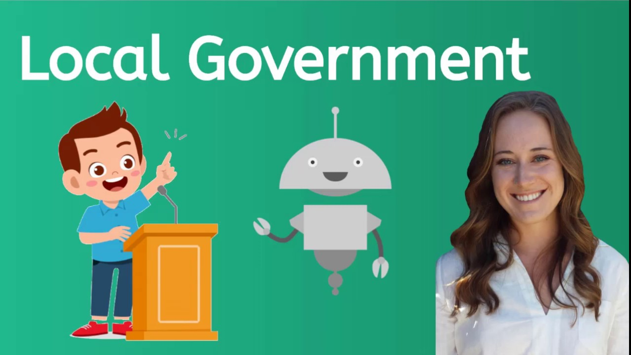 Local Government for Kids