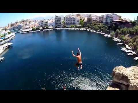 Путешествие в Агиос Николаос, остров Крит  | Залив Мирабелло | Agios Nikolaos , Crete island