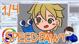 Speedpaint: maudado Chibi - Freedomsquad 1/4