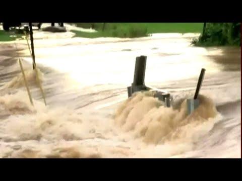 Lynchburg, Virginia Officials Give Update After Dam Flooding