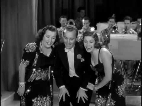 Frances Faye, Martha Raye, Bing Crosby: 'After You'