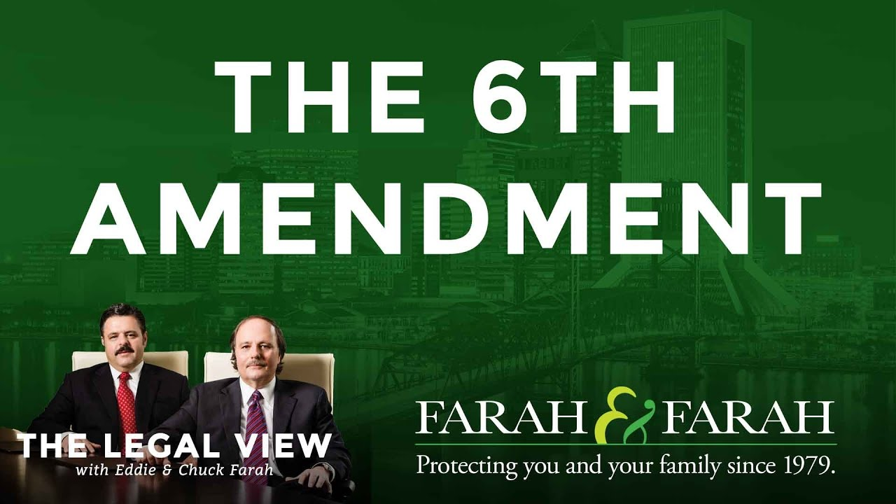 6th ammendment