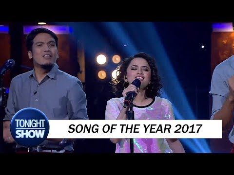 Kerennya Vincent, Desta & Wizzy Medley Lagu Terbaik Tahun 2017