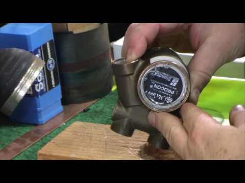 Procon Pump Rebuild - TIG Cooler Project Part 1.5