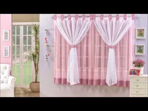 Vendas de cortinas varios modelos youtube - Modelos de cortinas para habitaciones ...