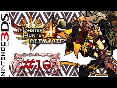 LZ : Monster Hunter 4 Ultimate #19 [Dark Wings, Dark Work] | Online