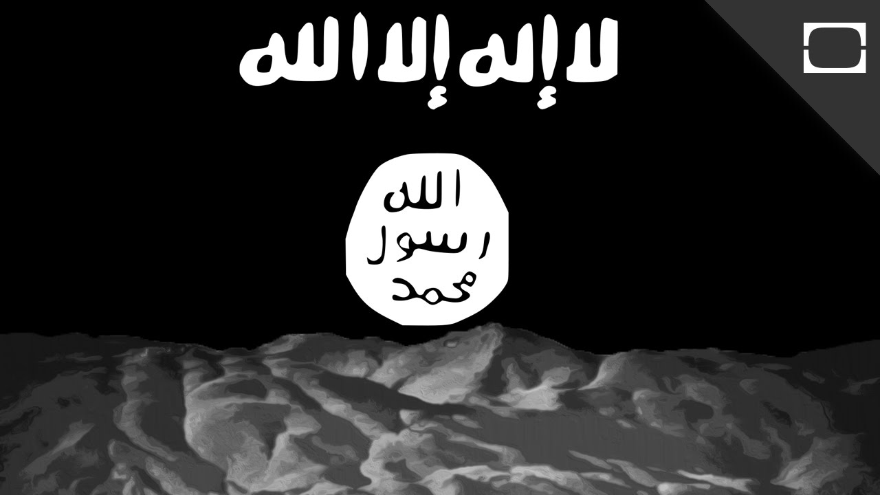 What does the isis flag mean black flags of jihad explained youtube biocorpaavc