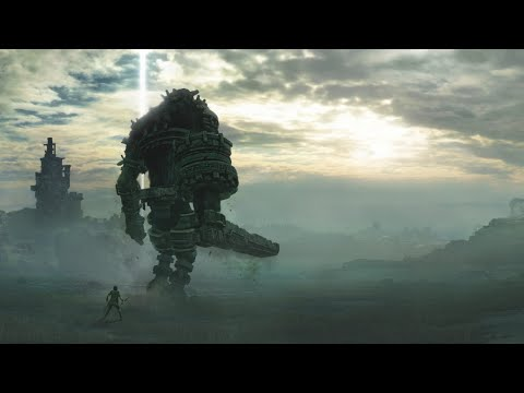 Фото Shadow of the Colossus - Прохождение (PS4, Time Attack Mode)