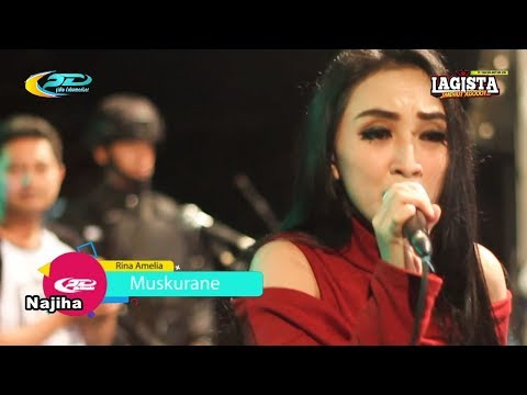 Muskurane - Rina Amelia (Cover) - Lagista Live Lap. Arjuno Malang 2017