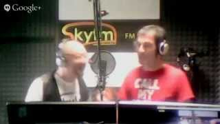 Gigius su Radio Sky Fm 92.2